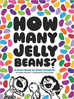 Amazon.com: How Many Jelly Beans? (9781452102061): Andrea Menotti.