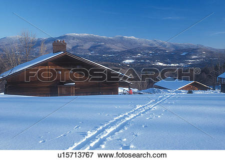 Picture of chalet, Trapp Family Lodge, lodging, TFL, Stowe.