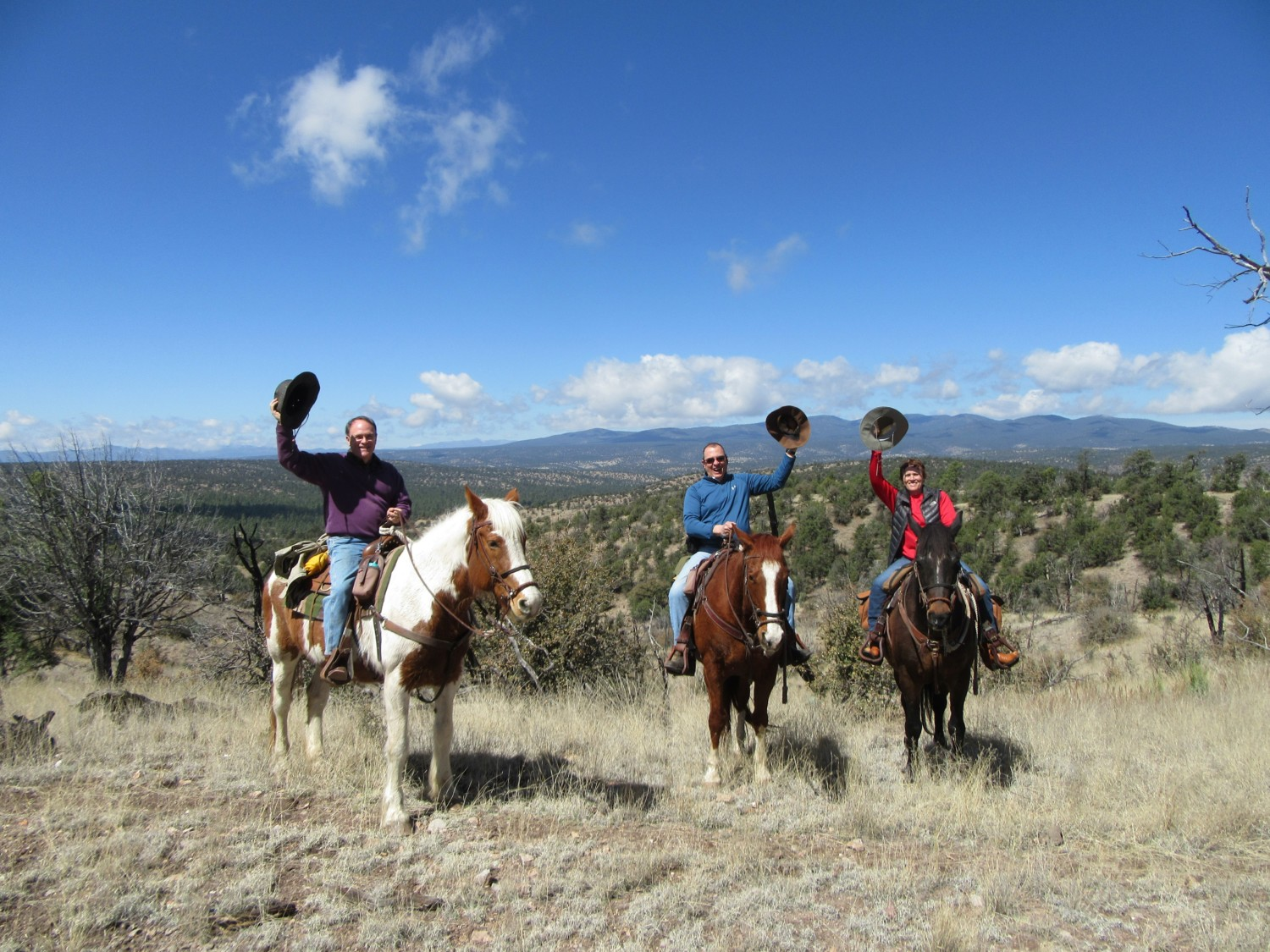 Geronimo Trail Guest Ranch.