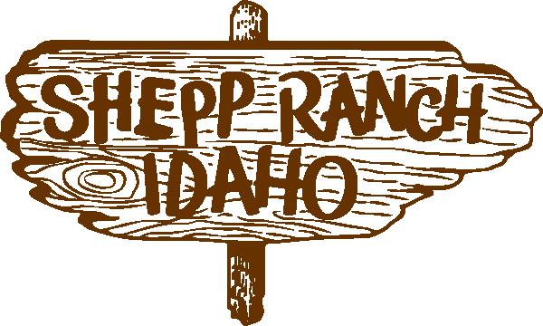 Shepp Ranch Idaho.