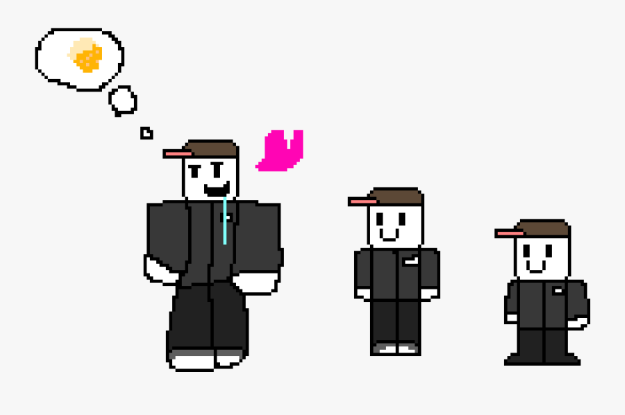 Download Guesty Or Guest Roblox Guest Pixel Art Full.