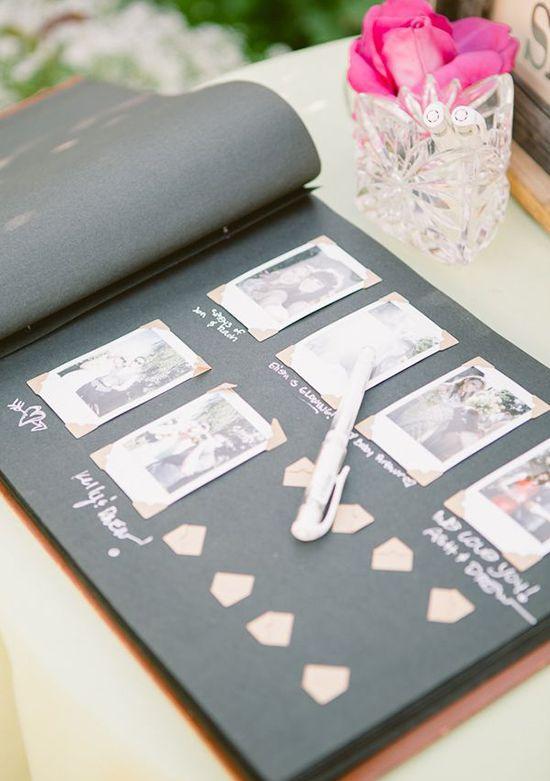 17 Best ideas about Wedding Guest Book on Pinterest.