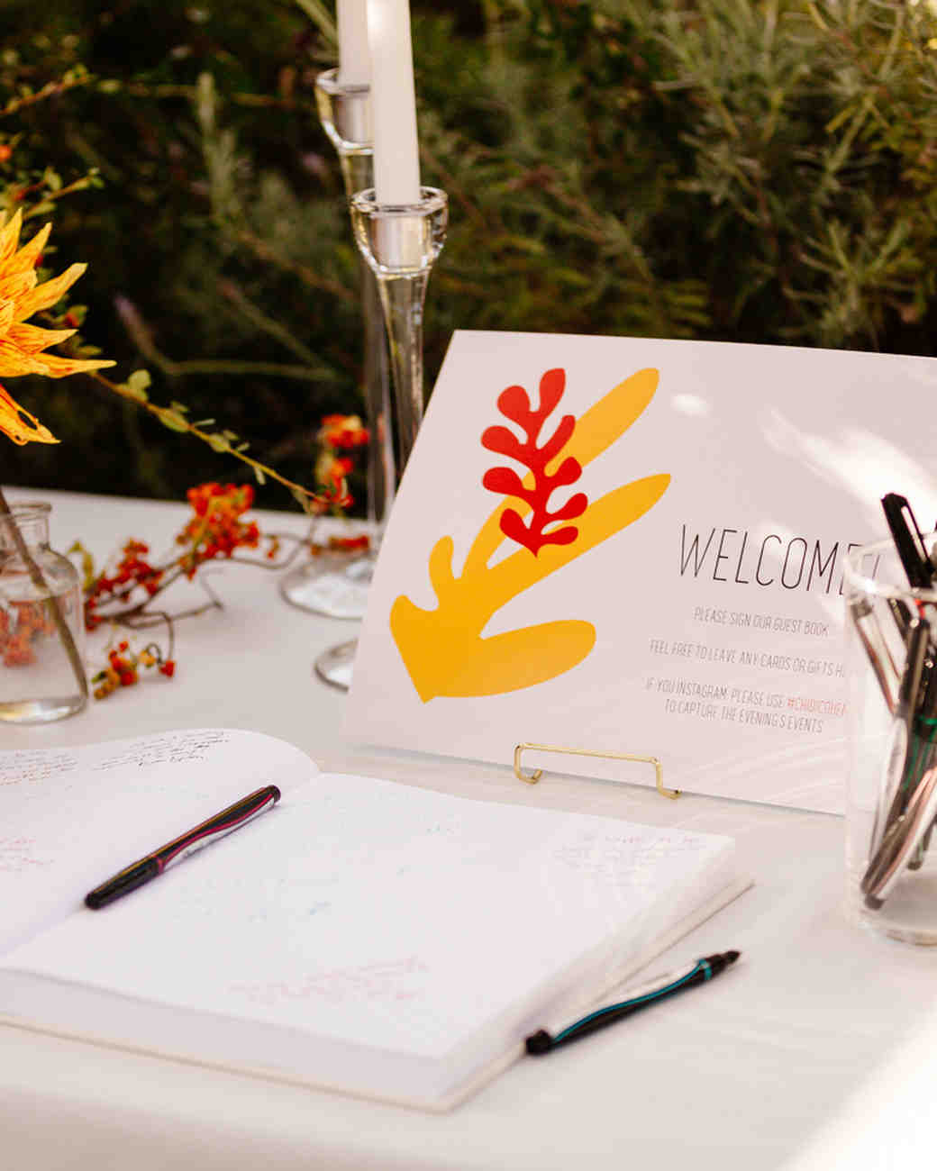 68 Guest Books from Real Weddings.