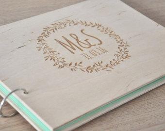 Wedding Guest Books.