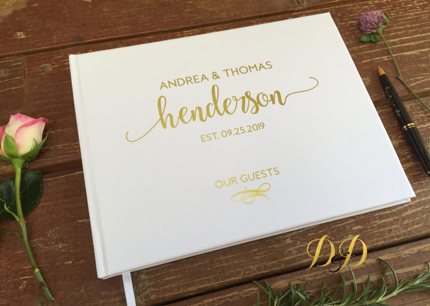 17 Best Ideas About Wedding Planner Book On Pinterest: Guestbook For Wedding