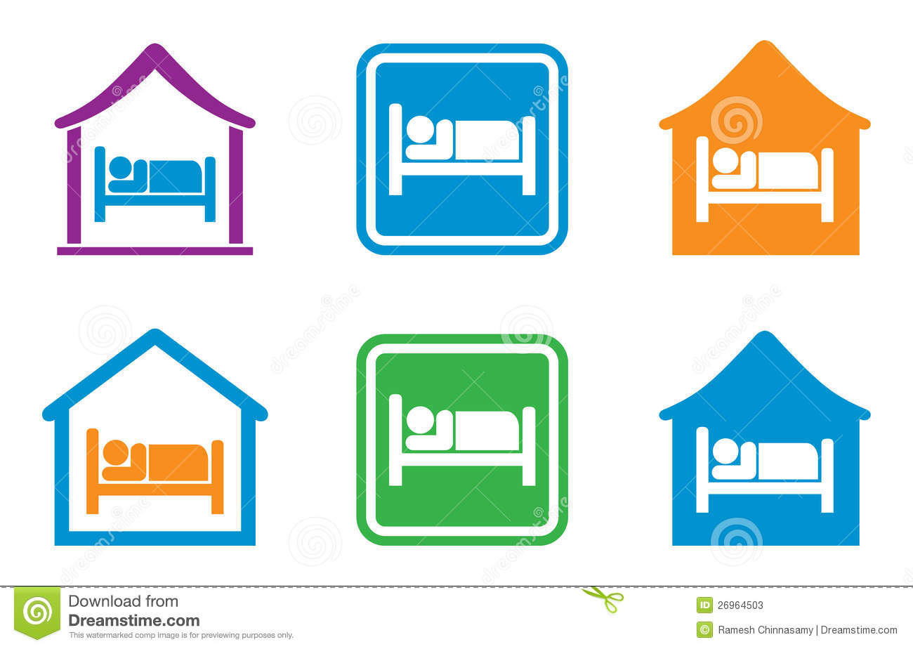 Guesthouse Stock Illustrations.