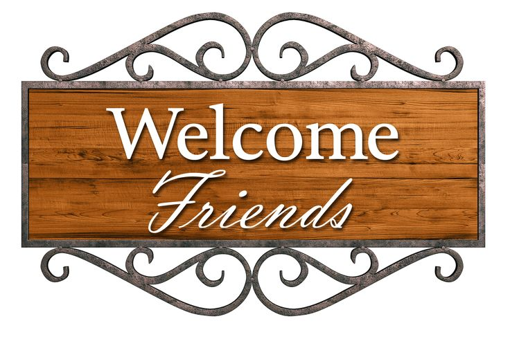 Free Welcome Clip Art Pictures.
