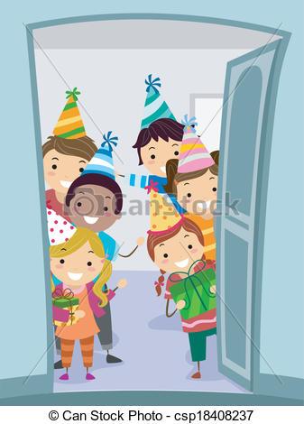 Guests Vector Clip Art EPS Images. 2,952 Guests clipart vector.