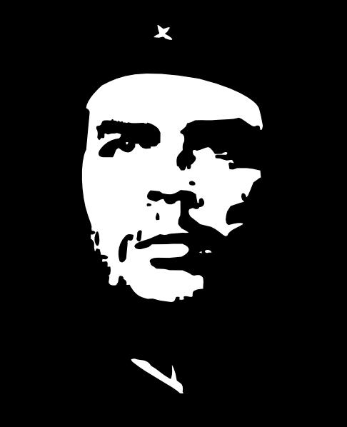 Che Guevara clip art Free Vector / 4Vector.