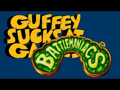 Guffey Sucks At Games.
