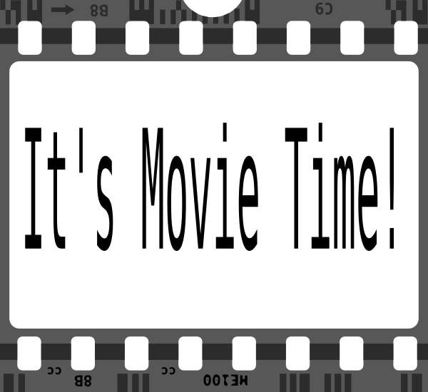 Family Fun Movie Day at the Guffey Library.