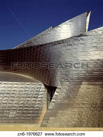 Picture of GUGGENHEIM MUSEUM, BILBAO, SPAIN, FRANK O GEHRY.