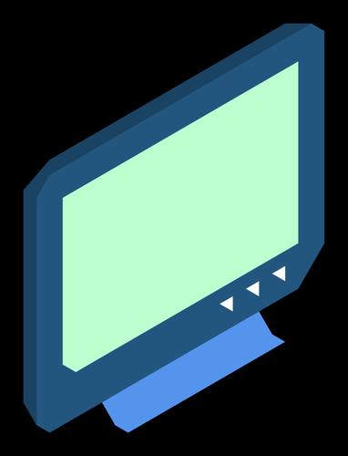 Tv Set Clipart.