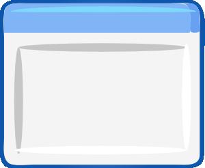 Window Icon Gui Clip Art at Clker.com.