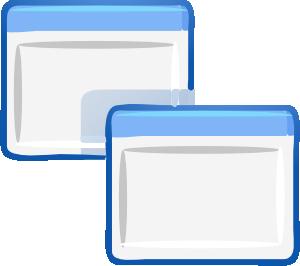 Window Icon Gui clip art Free Vector / 4Vector.