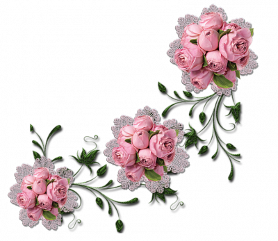 guias de flores para invitacion.