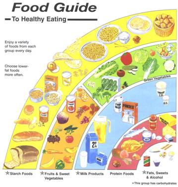 Healthy Food Pyramid Recipes Clipart List for Kids Plate Pictures.