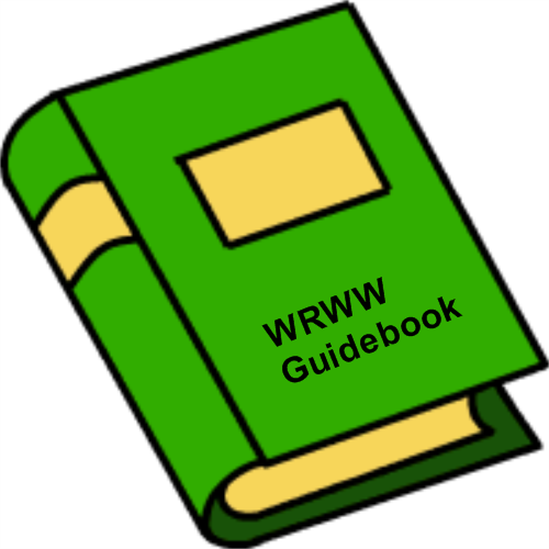 Guidebook Clipart.