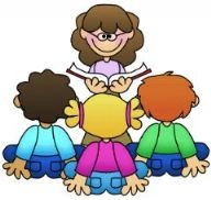 Guided Reading Clipart.