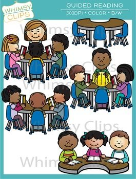 Guided writing clipart.