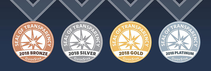 GuideStar Nonprofit Profiles—Now Featuring 2018 Seals of.