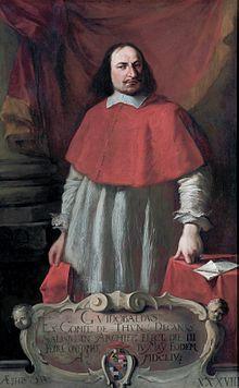 Guidobald von Thun und Hohenstein.