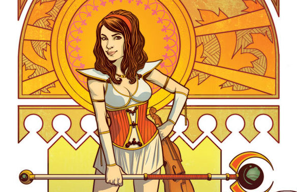 Exclusive Preview: Felicia Day's 'The Guild' #2.
