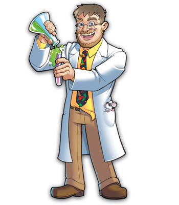 The Characters :: The Mad Scientists' Guild.