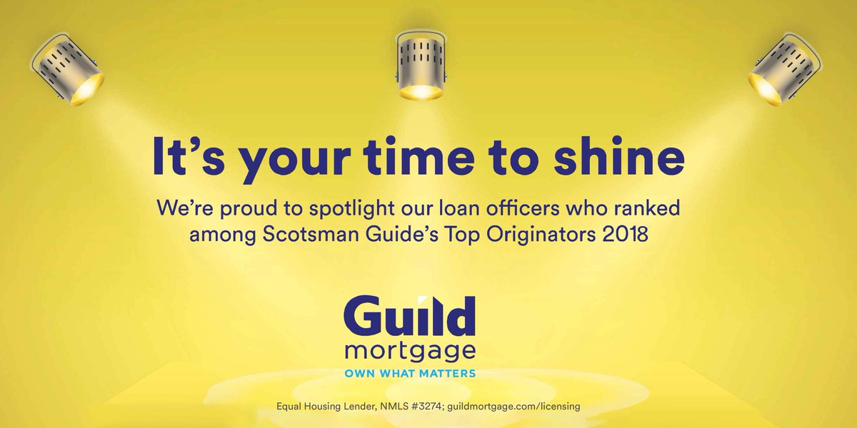 Guild Mortgage (@guildmortgageco).