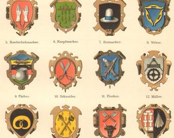 guild crest.