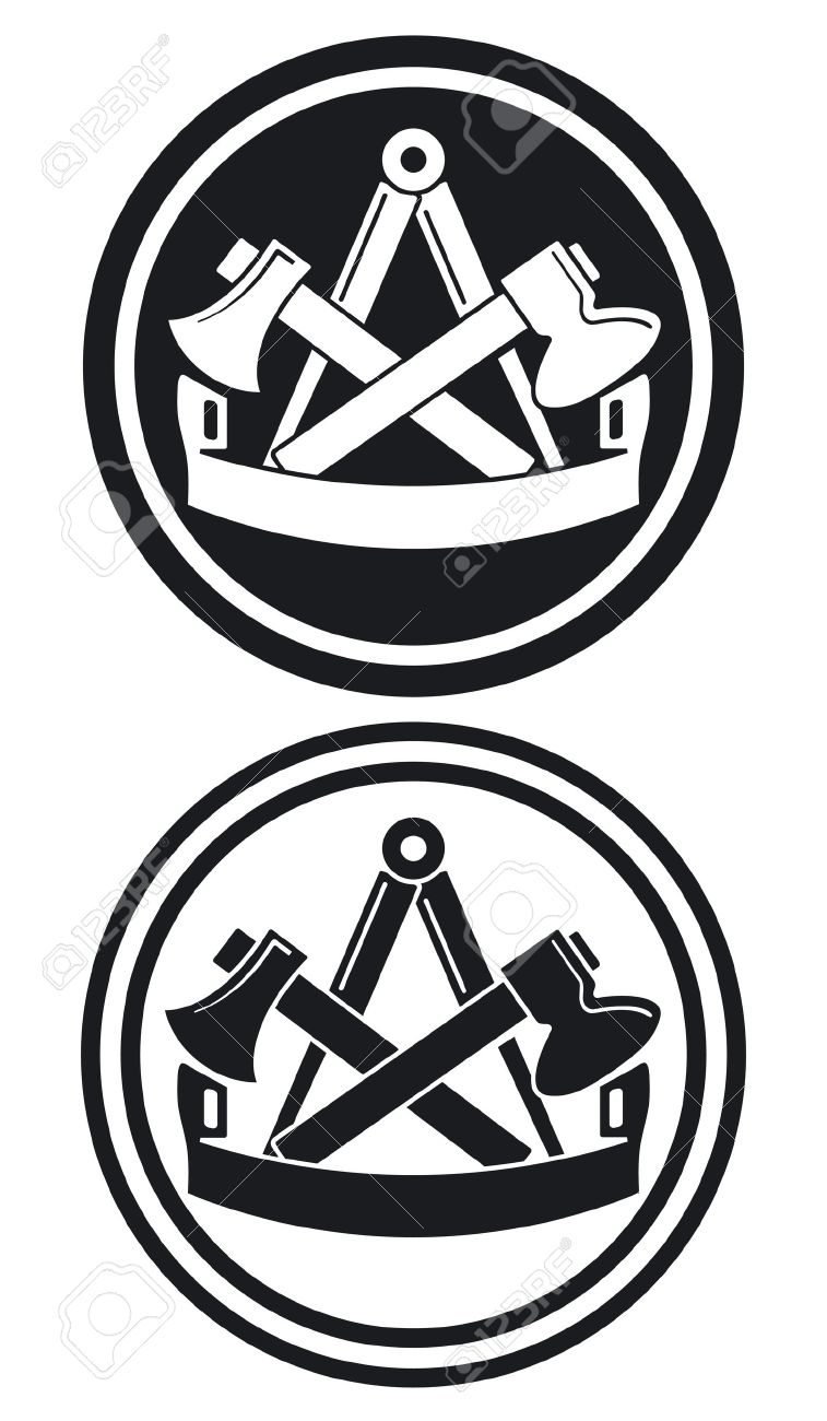 Carpentry Guild Signs Royalty Free Cliparts, Vectors, And Stock.