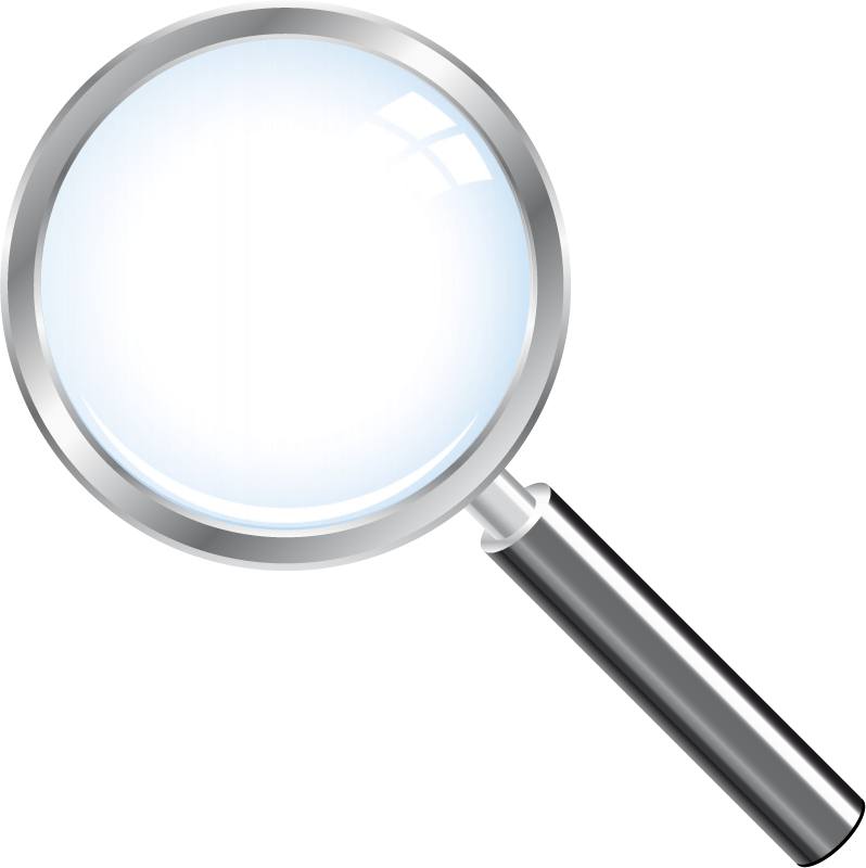 Magnifying Glass Png.