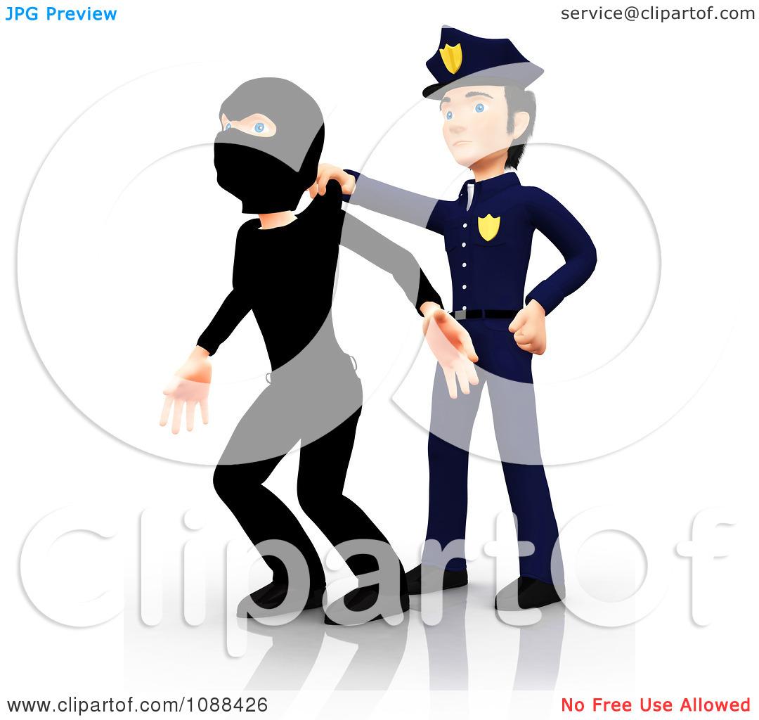 Arrests clipart.