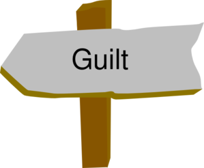 Guilty Clipart.