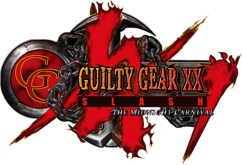 Guilty Gear XX Slash.