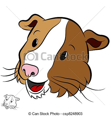 Guinea pigs Clip Art and Stock Illustrations. 396 Guinea pigs EPS.
