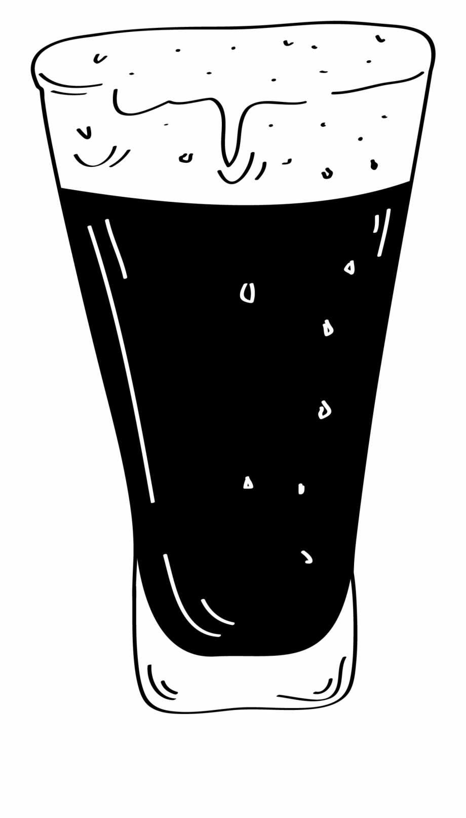 Guinness Clipart Pint Glass, Transparent Png Download For Free.