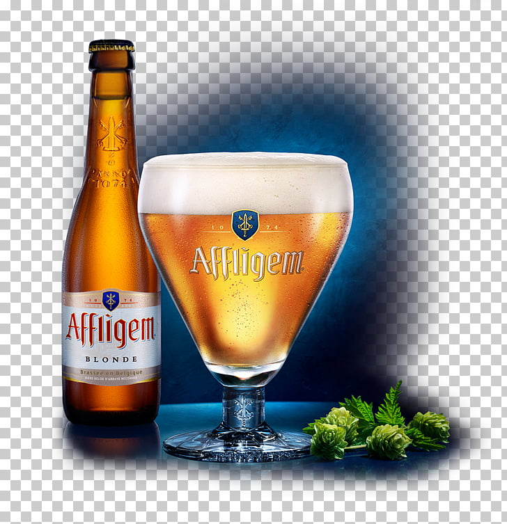 Beer cocktail Ale Affligem Dubbel, beer PNG clipart.