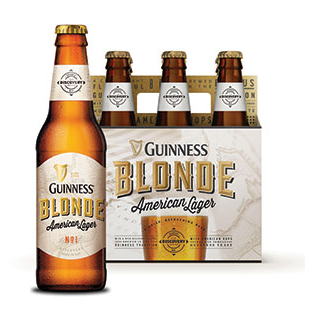 Guinness Goes Blonde.