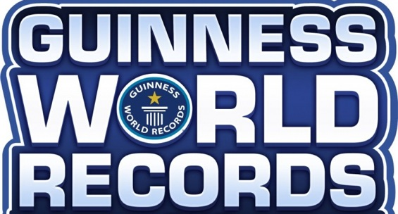Guinness world record clipart.