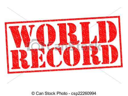 World record Clipart and Stock Illustrations. 587 World record.