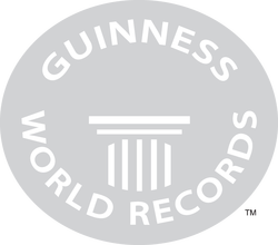 Guinness World Records™ logo vector.