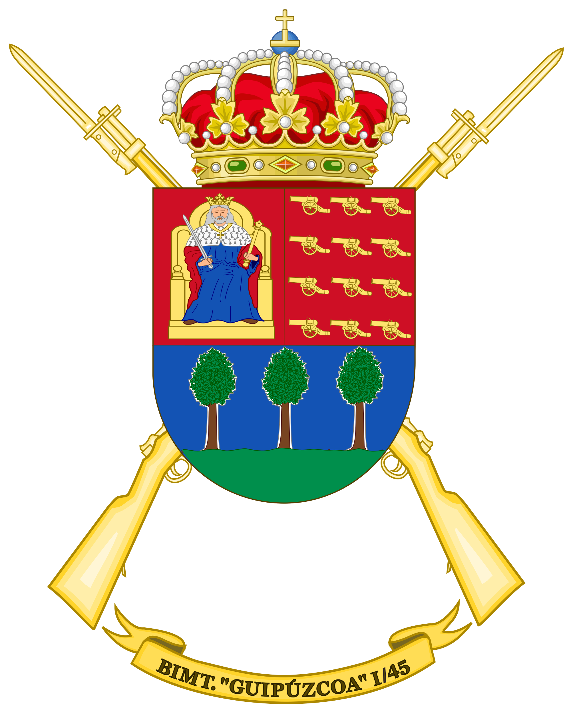 File:Coat of Arms of the 1st.