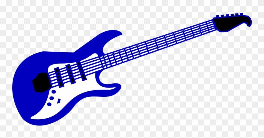 Acoustic Guitar Clipart Blues Instrument.