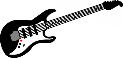 Guitar Clip Art Royalty Free.