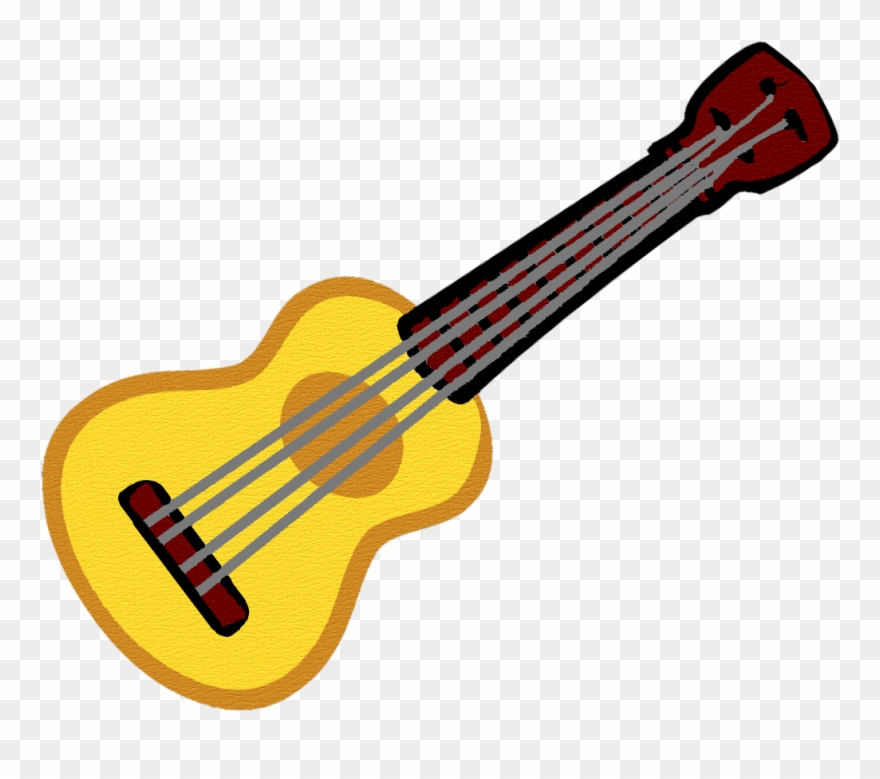 New Images Download Guitar Clipart Transparent Background.