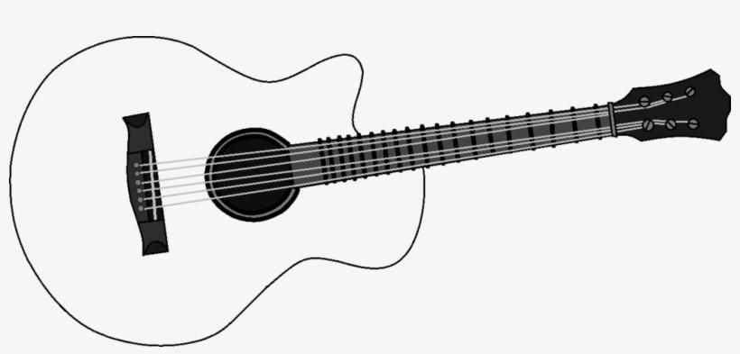 Guitar Outline Png.