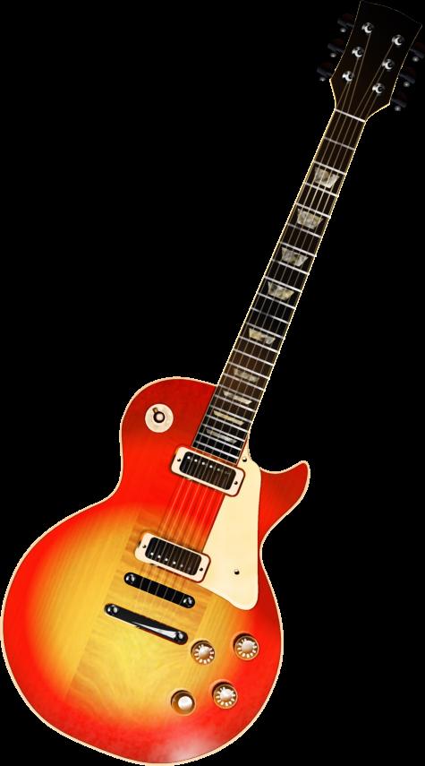 Guitar Transparent Clipart.