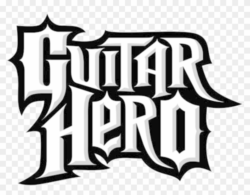 Guitar Hero Logo Png, Transparent Png (#5673555).