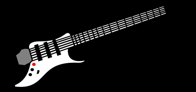 Free Clipart: Guitar.